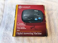 Conversation recording telephone answering machine ebay southwestern bell freedom phone digital answering machine fa970 fandeluxe