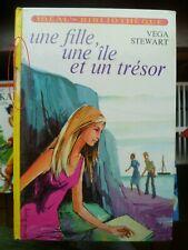 Idéal Bibliothèque - Vega Stewart - Une fille, une île et un trésor