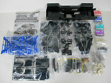 New Tamiya 1/10 RC Super Clodbuster Chassis F&R Axles Motor suspension screws