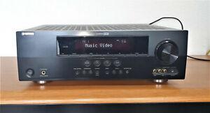 Yamaha Stereo 7.1 A/V Receiver RX-V565 mit Fernbedienung - 4x HDMI in