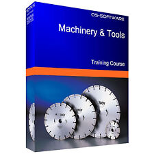 Machine MetalShop Milling Lathe Machinery BandSaw Training Manual Course Book CD