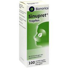 sinupret gouttes 100 ml pzn 939786