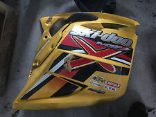 03 04 05 06 07 Skidoo REV MXZ X Renegade 600 800 500ss Yellow Side Panel Right