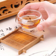 Kitchen Tea Pad Dish mat Heat Insulation pad Tea Holder Placemat Tea Tray
