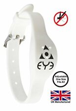 THEYE Mosquito Repellent Band - Adjustable White