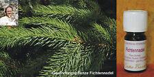 FICHTENNADEL wild - Picea obovata Sibirien 5ml 100% naturreines ätherisches Öl