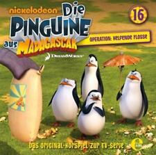 Pinguine aus Madagascar,die - (16)Original Hsp TV-Operation:Helfende Flosse