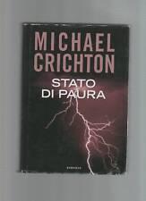 STATO DI PAURA.MICHAEL CRICHTON
