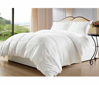 White Goose Feather & Down Duvet Quilt - 13.5 Tog Single-Double-King-Super King