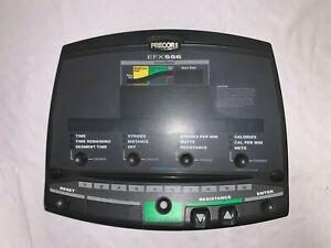 Precor EFX 556 Console