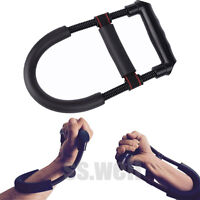 Forearm Hand Power Wrist and Forearm Strength Exerciser Fitness Gym Muscle Grip