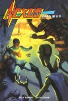 Nexus Omnibus, Paperback by Baron, Mike; Rude, Steve (ILT), Brand New, Free s...
