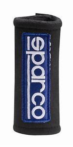 Sparco Black Mini Belt Pad 01099NR