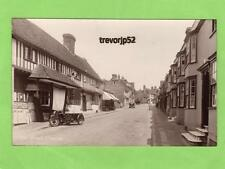 More details for the street charing nr ashford motorcycle shop unused rp pc wells series ref a818