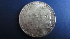Belgien  -  100 Fr.  -  1954  -  Silber -  vz+  (C34)