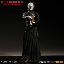 "Hellraiser Pinhead - 12"" Scale Figure - Limited Edition - Mezco"