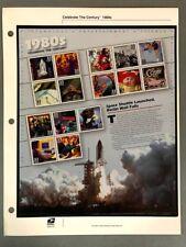 2000 USPS Celebrate the Century 1980's Commemorative Stamp Club, Scott#3190 MNH