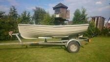 Angelboot mit Elektromotor und Trailer VHB