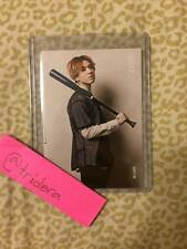 GOT7 Star Collection #90 Yugyeom Dark Name Card Official Top Loader Sleeve KPOP
