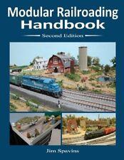 RARE! - Modular Railroading Handbook by Jim Spavins (Paperback / softback, 2012)