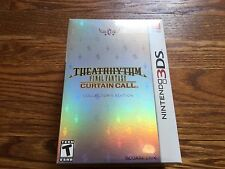 NEW Theatrhythm Final Fantasy: Curtain Call -- Collector's Edition Nintendo 3DS