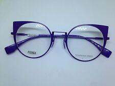FENDI FF0192 occhiali da vista donna occhi di gatto violet woman glasses brille