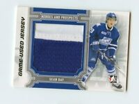 13/14 ITG HEROES & PROSPECTS GAME-USED JERSEY GOLD #M-19 SEAN DAY /10 *64168