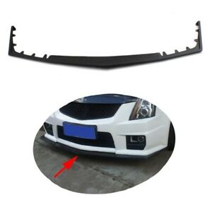 Sedan 2010-2013 //Wagon Garage-Pro Front Bumper Trim for CADILLAC CTS 2010-2014 Cover Textured Black Coupe//
