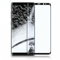 3D Panzer Glasfolie Samsung Galaxy NOTE 8 Full Screen Protector Cover Curved 9H