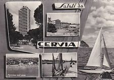 CERVIA - Saluti - Vedute 1958