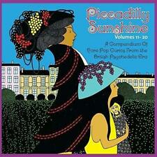 PICCADILLY SUNSHINE VOL 11 - 20 -  RARE POP FROM  PSYCHEDELIC ERA 10CD SET NEW