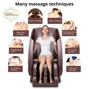 Multifunction Airbag Massage Recliner Zero Gravity  Massage Chair