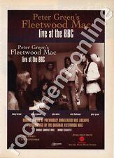 Peter Green's Fleetwood Mac Live At The BBC LP Advert
