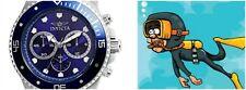 Professional men's diving watch.10 bars water pressure resistant
