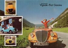 Fiat Car Sales Brochures