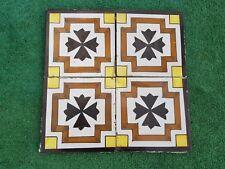 Mattonelle Decorate Vecchie Greche Altri Complementi D'arredo Arredamento D'antiquariato