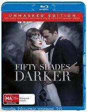 Fifty Shades Darker (Unmasked Edition)