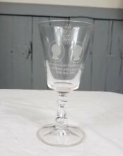 Vtg Marriage Glass Cup Princess Diana Spencer Prince Charles Of Wales 1981