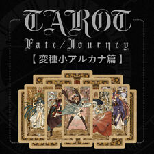 C93 Fate/Grand Order FGO doujin tarot card set Fate/Journey Kirin Club z1