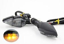 2X 18 LED Double-head Arrow Motorcycle Light Motor Turn Signals Lamp