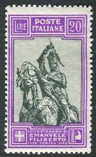 ITALY-1928 Filberto 20L Sg 236 UNMOUNTED MINT V17897