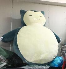 "Hot 79""/ 2M SNORLAX Pokemon Center Kabigon Plush Toys Bed Zipper Cover Only Gift"