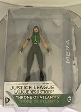 DC COLLECTIBLES JUSTICE LEAGUE MERA FIGURE - THRONE OF ATLANTIS