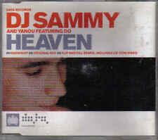 DJ Sammy-Heaven cd maxi single