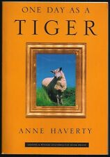 Anne Haverty - One Day as a Tiger - Proof/ARC
