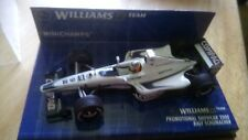 MINICHAMPS 1/43 WILLIAMS PROMOTIONAL SHOWCAR  2000 RALF SCHUMACHER