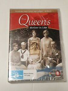 The Queens Mother In Law Dvd