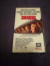 VHS Sneakers, Robert Redferd original plastic very good con