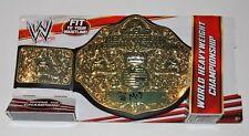 THE MIZ signed (WWE WORLD HEAVYWEIGHT) *WRESTLING* CHAMPIONSHIP BELT W/COA