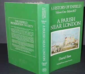 David Pam A History of Enfield Vol One Before 1837